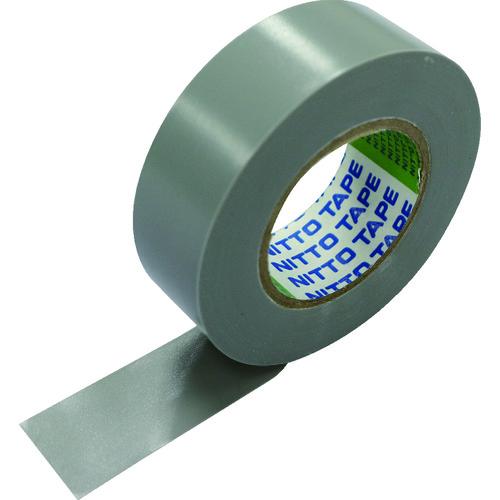梱包用品各種取り揃えております TR日東 脱鉛タイプビニールテープNo.21S 灰 オンラインショップ 安い 8巻入り 0.2mm×25mm×20m