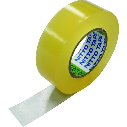 梱包用品各種取り揃えております TR日東 キャンペーンもお見逃しなく 脱鉛タイプビニールテープNo.21S 本物◆ 透明 0.2mm×25mm×20m 8巻入り