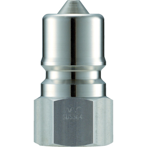 TR ナック クイックカップリング S・P型 ステンレス製 オネジ取付用 注文単位:1個