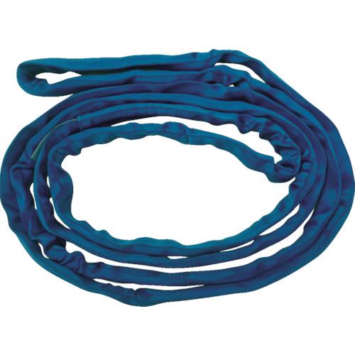 TRTESAC ブルースリングソフトN形(エンドレスタイプ)荷重1.6t 全長3m