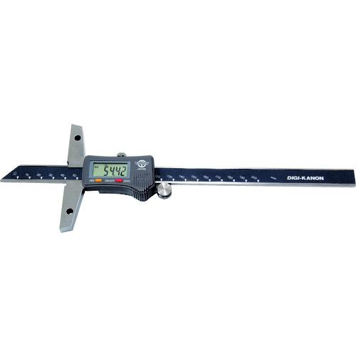 計測 新作 大人気 超特価SALE開催 測定品多数取り揃えております デジタルデプスゲージ150mm TRカノン
