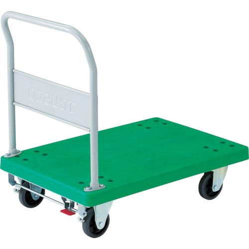 お手頃価格 900X605 固定 グランカート S付[1台]:DIY&リノベーションズ TRUSCO TR 樹脂台車-木材・建築資材・設備