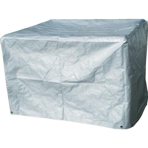 TR TRUSCO スーパー遮熱パレットカバー1500X1500XH1300[1枚]