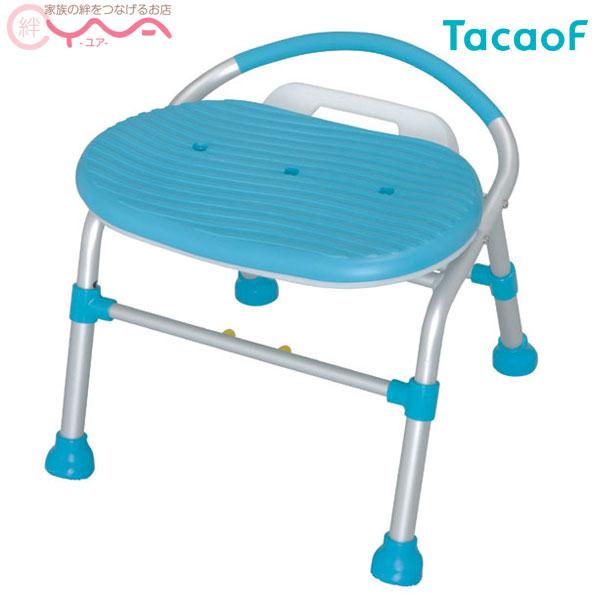 【幸和製作所(TacaoF)】テイコブシャワーチェア ブルー SC02 [入浴用いす]