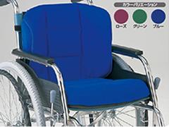 車椅子 車いす 車イス クッション FC-アジャスト フルセット (座クッション・背クッション・サイドパッド2個・骨盤パッド2個) 介護用品 送料無料