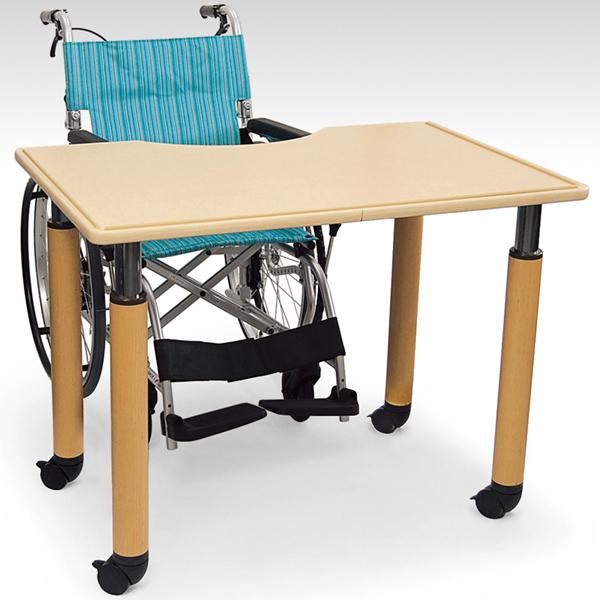 車椅子 車いす 車イス オプション カワムラサイクル パーソナルユーステーブル 介護用品 送料無料
