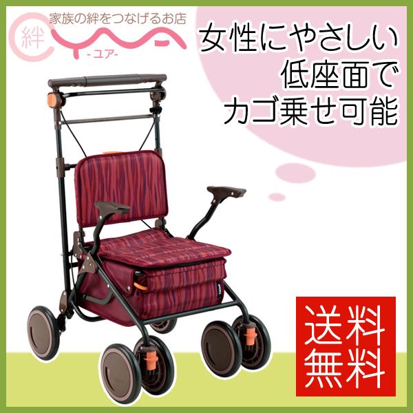 シルバーカー 幸和製作所 テイコブ カゴノアL SLT08 介護用品 おしゃれ 送料無料