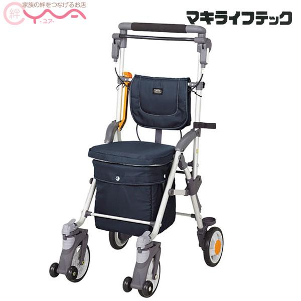 【母の日】シルバーカー マキテック (マキライフテック) スルーンボックスHi CBH-30 介護用品 送料無料