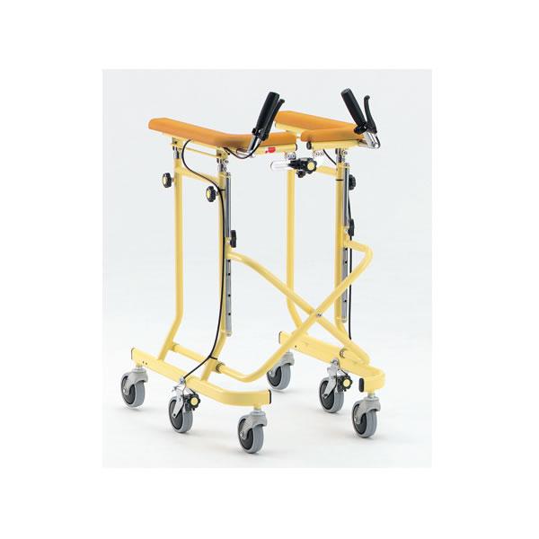 歩行器 松永製作所 室内用 4輪・6輪 スモールタイプ SM-40S 介護用品 歩行補助 補助具 送料無料