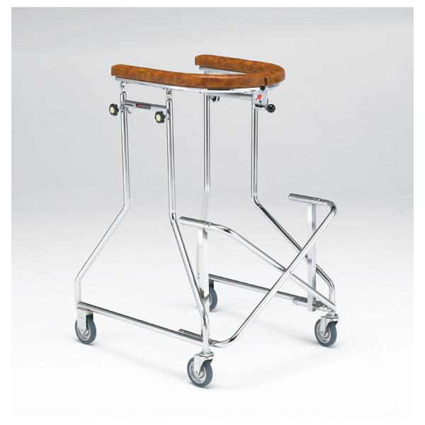 歩行器 松永製作所 SM-10 介護用品 歩行補助 補助具 送料無料