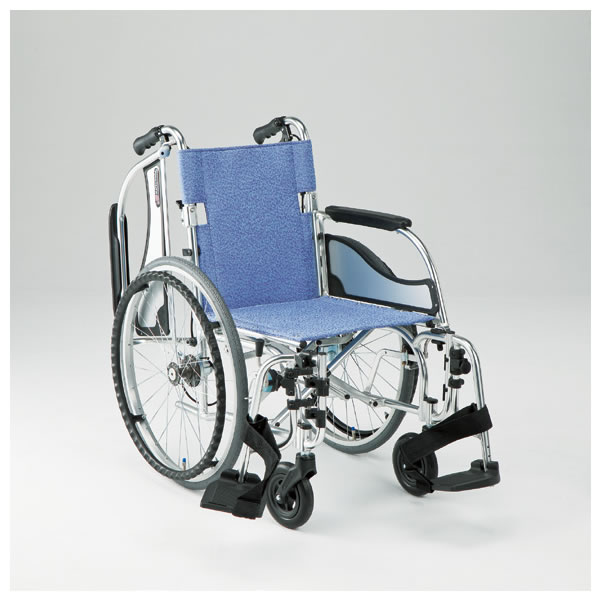 車椅子 軽量 折り畳み 松永製作所 MW-SL31B 車いす 車イス 介護用品 送料無料