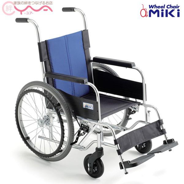 車椅子 軽量 折り畳み MiKi ミキ BAL-0S 車いす 車イス 介護用品 送料無料