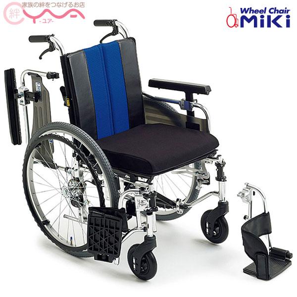 車椅子 車いす 車イス MiKi ミキ MM-Fit Hi 22 介護用品 送料無料