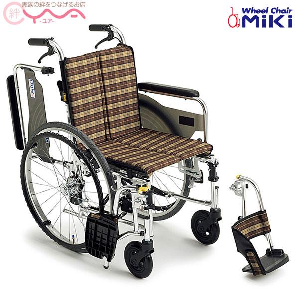 車椅子 軽量 折り畳み MiKi ミキ Skit(スキット) SKT-4 車いす 車イス 介護用品 送料無料
