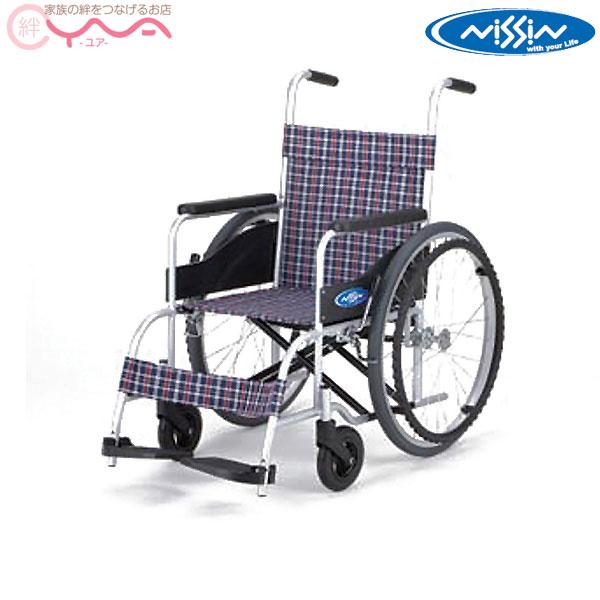 車椅子 軽量 【日進医療器】NEOシリーズ 自走式車椅子 NEO-0S[自走式車椅子] [低床]