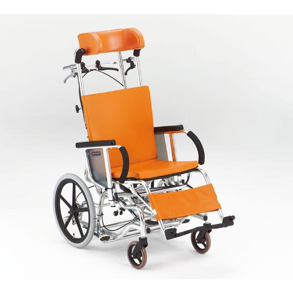 車椅子 車いす 車イス 松永製作所 MH-2R 介護用品 送料無料
