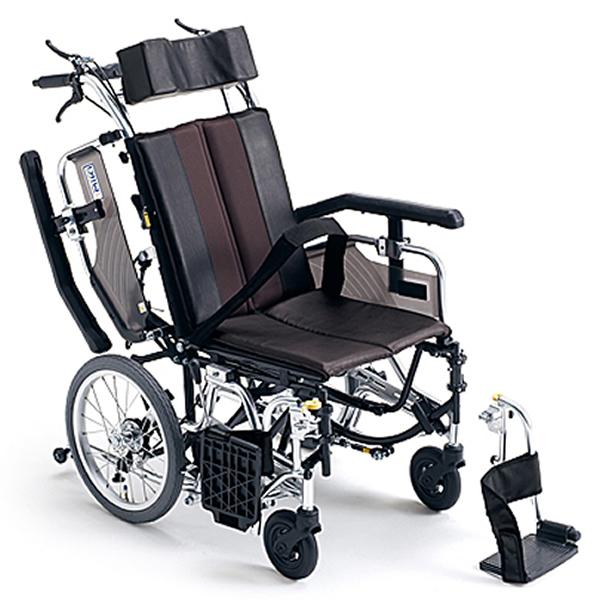 車椅子 車いす 車イス MiKi ミキ TRC-1 介護用品 送料無料