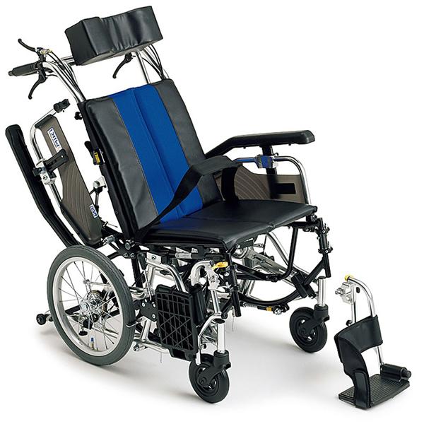 車椅子 車いす 車イス MiKi ミキ TRC-2 介護用品 送料無料