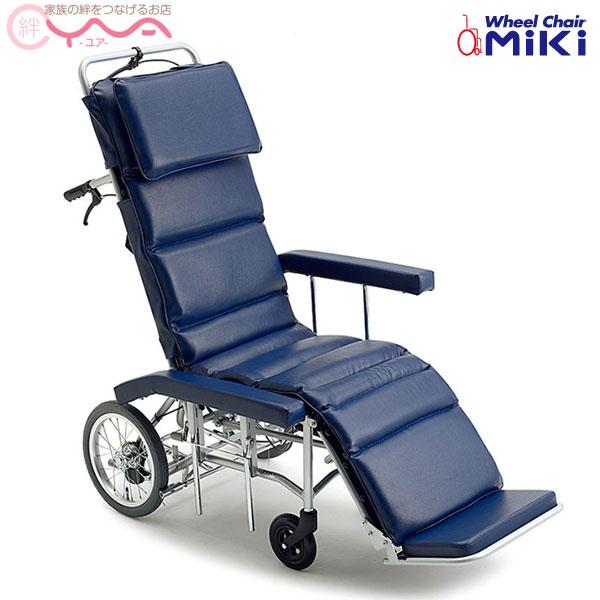 車椅子 車いす 車イス MiKi ミキ MFF-50 介護用品 送料無料