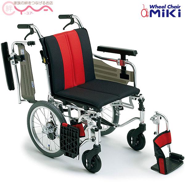 送料無料 車椅子 車いす 国内即発送 車イス ミキ 介護用品 MYU4-16 [再販ご予約限定送料無料] MiKi
