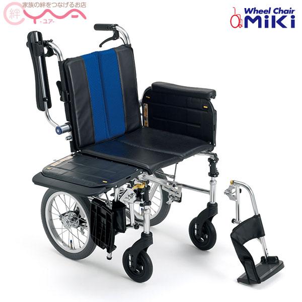 車椅子 車いす 車イス MiKi ミキ LK-3 ラクーネ3 介護用品 送料無料
