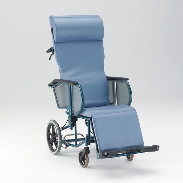 車椅子 車いす 車イス 松永製作所 FR-11R 介護用品 送料無料