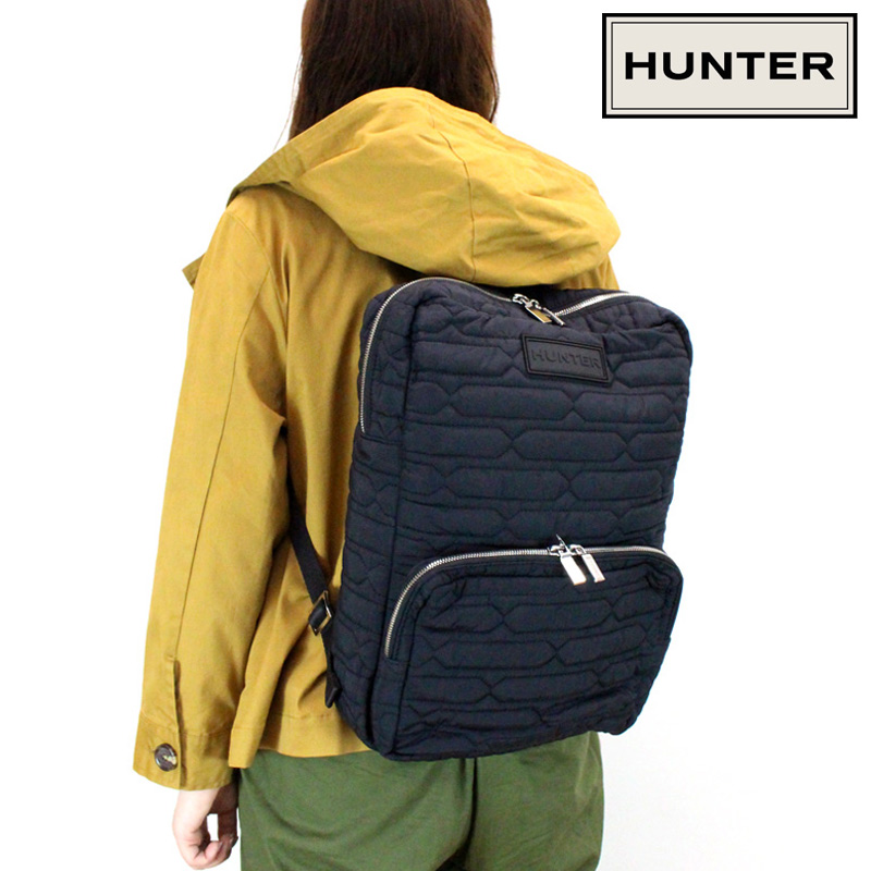 HUNTER/ハンター ORIGINAL QUILTED BACKPACK オリジナル キルテッド バックパック