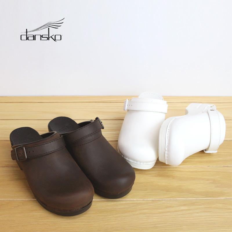 ダンスコ/DANSKO イングリッド/INGRID |クロッグス Stapled clogs 靴 シューズ サボ コンフォートシューズ レザー 正規品