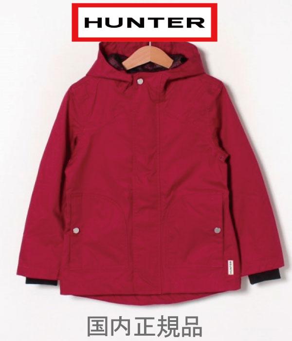 HUNTER/ハンター ピンク JRO6002SBC JACKET ジャケット イエロー KIDS ネイビー 子供 オリジナル キッズサイズ コットン COTTON キッズ ORIGINAL レッド 国内正規品