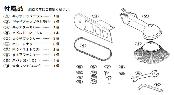 【】スイデン歩行手押式スイーパーウォーキングYusoST-651