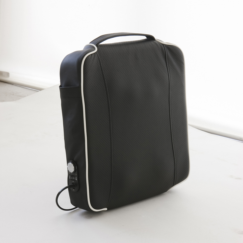 【送料無料】クロシオ 家庭用電気マッサージ器 CECILセシル(ブラック)【セール特価】