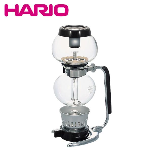 【送料無料】HARIO ハリオ MCA-3 実用容量360ml (3杯用) モカ