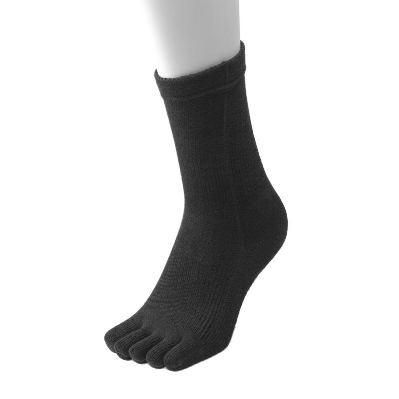 お得なキャンペーンを実施中 ひざを痛めた経験をもつ医師が自ら開発した五本指靴下 五本指靴下 ゆびのばソックスレギュラー 標準丈 ふくらはぎ 初回限定 メンズ 綿100 ひざ レディース※足 腰の安定感アップ