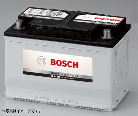 【¥500OFFクーポン発行中!】トヨタ C-HR 適合 バッテリー 純正サイズ LN1 対応 ZYX10 2016年12月~ SLX-5K 54Ah 550A 補機用バッテリー 高性能 充電制御 BOSCH ボッシュ