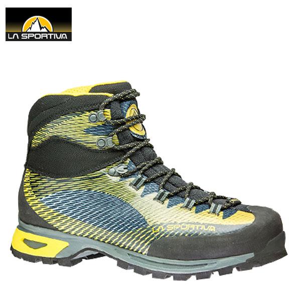 登山靴 スポルティバ SPORTIVA TRANGO TRK GTX Yellow/Black 11VYB ゴアテックス 防水 防水性 透湿性(P10)