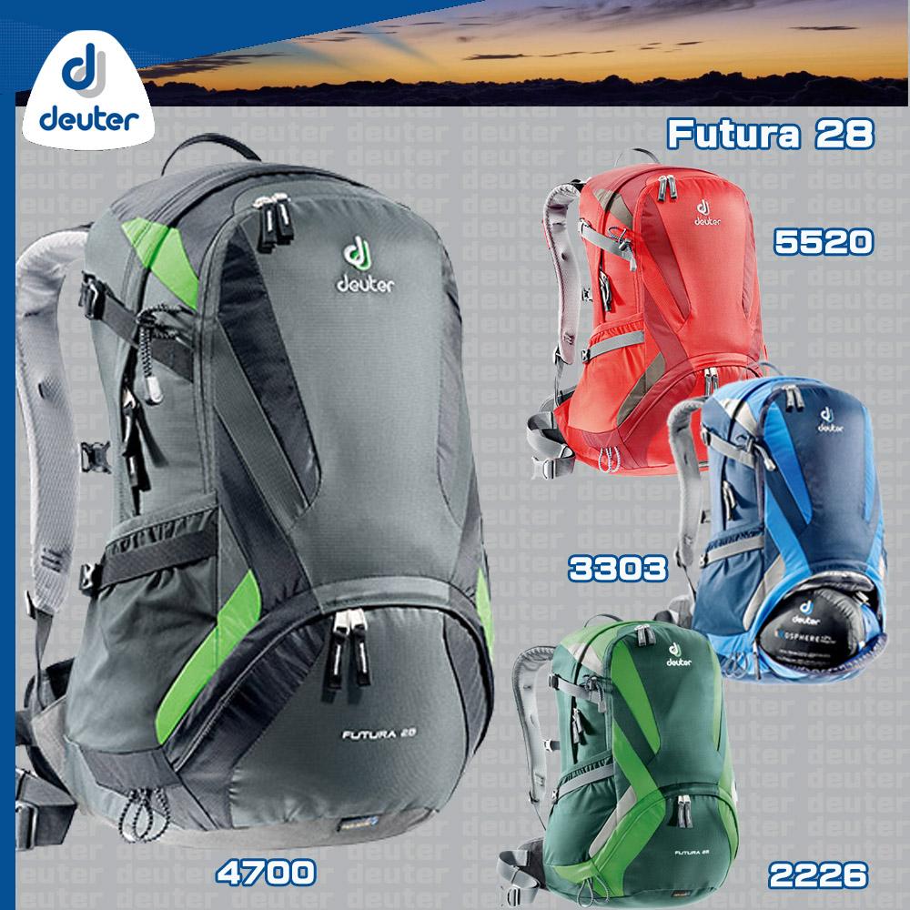 ザック バックパック 登山 登山用 ドイター DEUTER フューチュラ 28 D34214 (tp10)