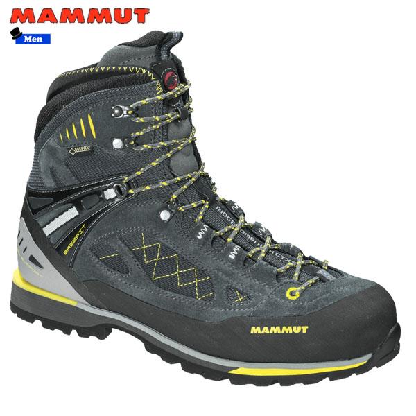 登山靴 メンズ マムート MAMMUT Ridge Combi High GTXゴアテックス 防水 防水性 透湿性 (MAMMUT_17SS)