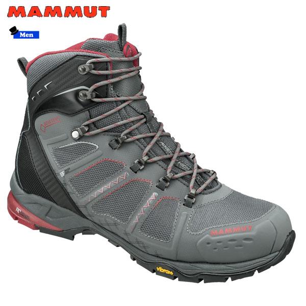 【期間限定購入特典あり】/登山靴 メンズ マムート MAMMUT T Aenergy High GTXゴアテックス 防水 防水性 透湿性 (MAMMUT_2018FW2) 【outlet-od】 あす楽