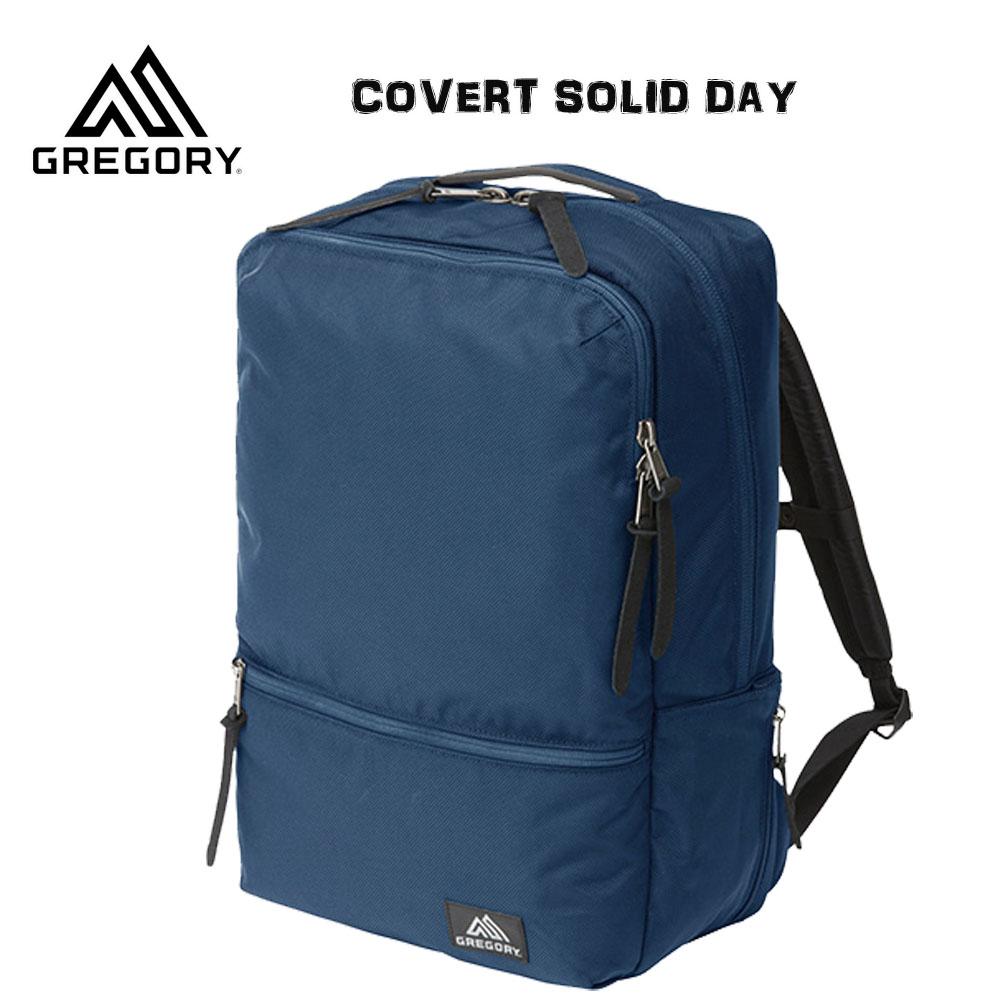 GREGORY(グレゴリー) COVERT SOLID DAY BAL.-INDIGO BLUE カバートソリッドデイ インディゴ デイパック (gp20)