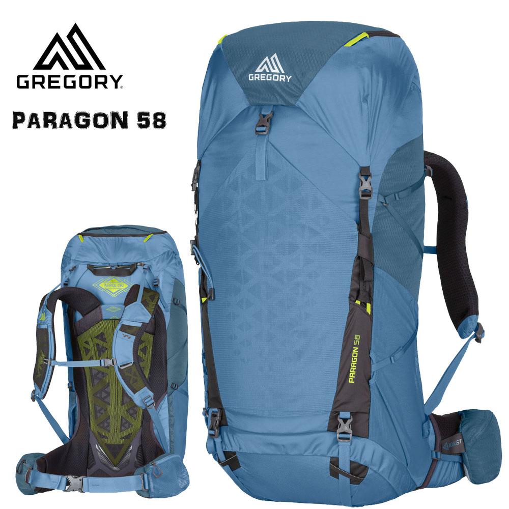 2019人気新作 GREGORY(グレゴリー) PARAGON 58 58 MD/LG (gp20) PARAGON SUNSET GREY パラゴン58 サンセットグレー (gp20), ミニスキャンダル:edb614f8 --- business.personalco5.dominiotemporario.com