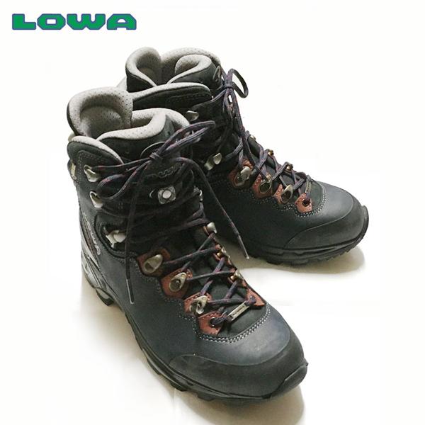 登山靴 ローバー LOWA マウリアGT SL Women 女性用スリムモデル トレッキングシューズ 登山靴