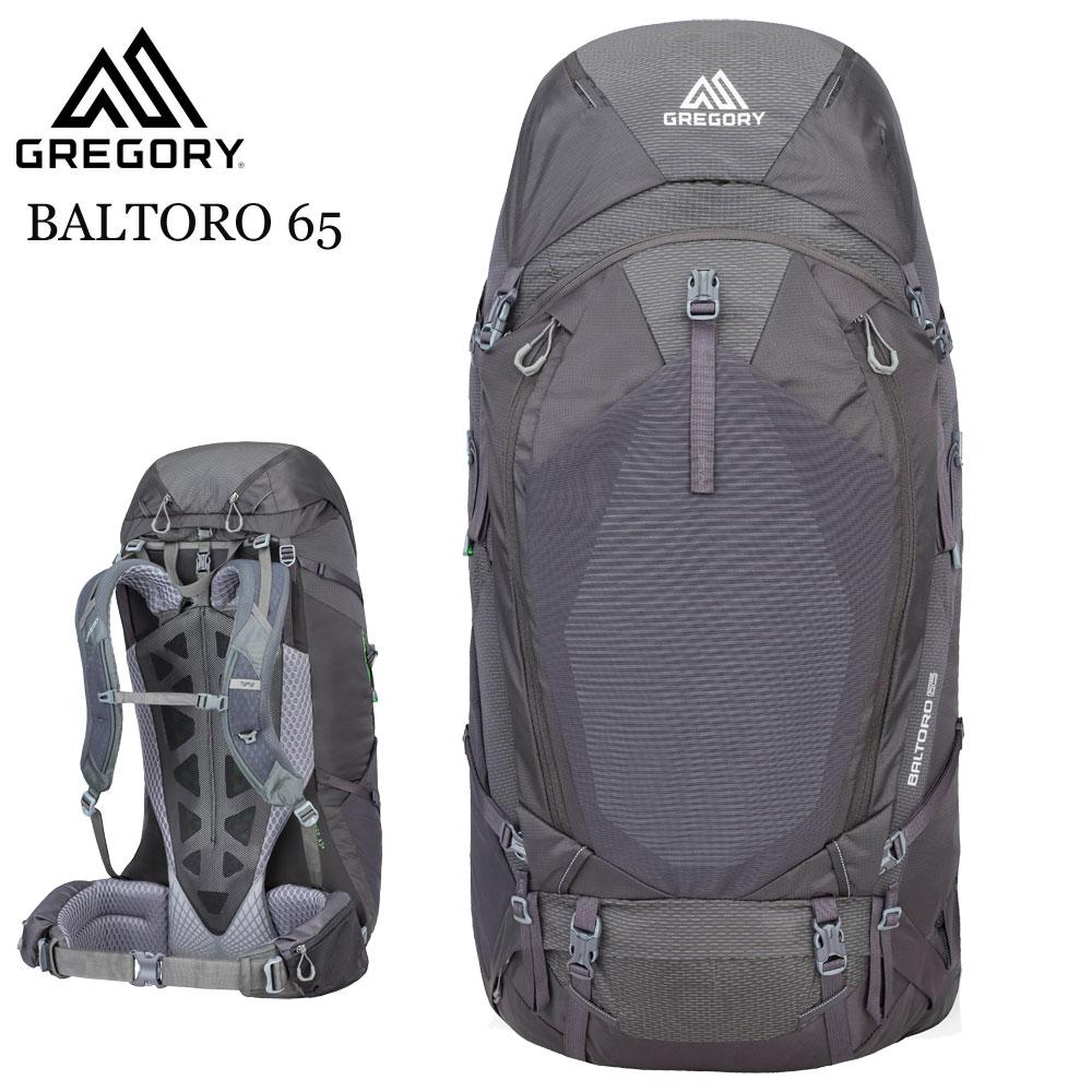 グレゴリー GREGORY ザック バルトロ 65 オニクスブラックGREGORY BALTORO 65 Lサイズ ONYX BLACK