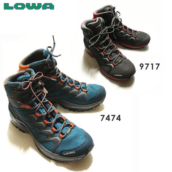 登山靴 ローバー LOWA イノックス GT MID登山靴 トレッキングシューズ