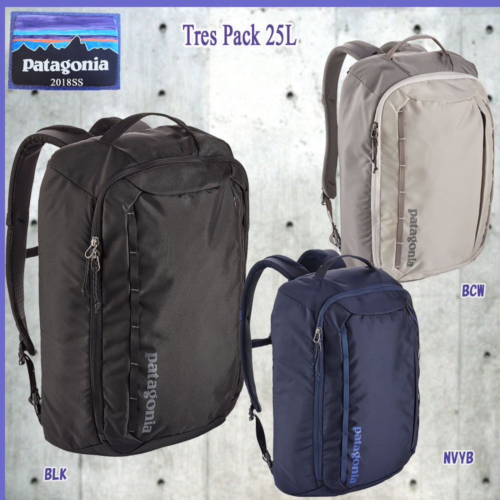 Patagonia パタゴニア リュック デイパック トレスパック25L Tres Pack 25L (patagonia_2018ss)//