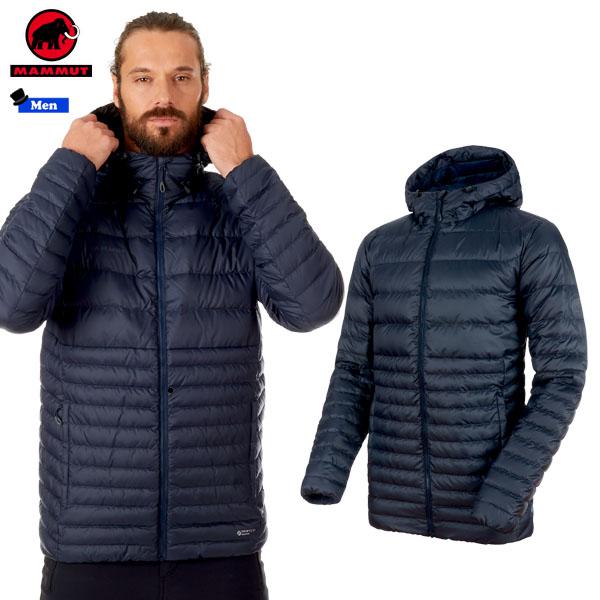 マムート MAMMUT Convey IN Hooded Jacket Men カラー:5118 marine(MAMMUT_2018FW2) 日本正規代理店商品 あす楽