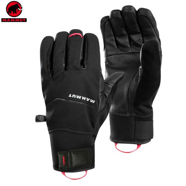 マムート MAMMUT Astro Guide Glove カラー:0001 black(MAMMUT_2018FW2) 日本正規代理店商品 あす楽