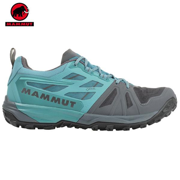登山靴 メンズ マムート MAMMUT Saentis Low GTX サンティスロウ カラー:50209 ゴアテックス 防水 防水性 透湿性 ローカット (MAMMUT_2019SS) あす楽