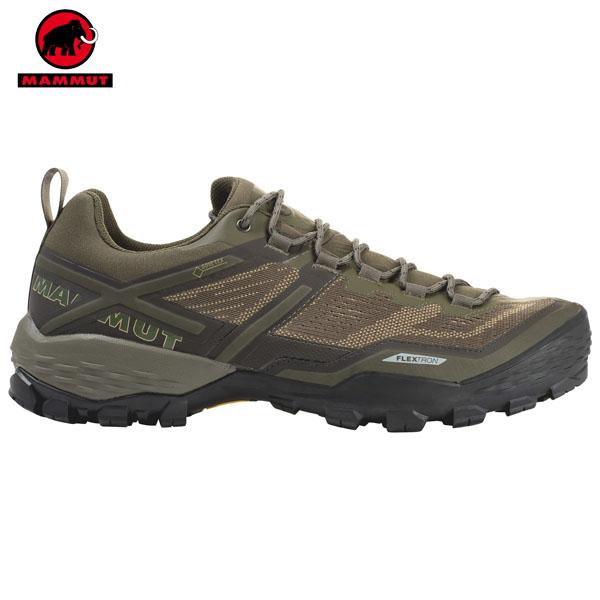 【お得♪クーポン ~10/16 9:59】/登山靴 マムート メンズ MAMMUT Ducan Low GTX デュカンロウ カラー:40084ゴアテックス GORE-TEX 防水 透湿 トレッキングシューズ (MAMMUT_2019SS) あす楽 outlet-od