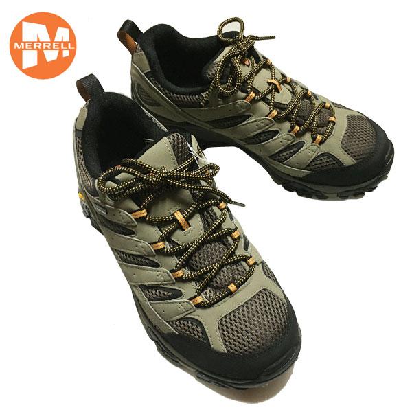 【お得♪クーポン ~10/16 9:59】/登山靴 メレル MERRELL モアブ2 MOAB 2 GORE-TEX カラー:WALNUT ゴアテックス 防水 防水性 透湿性 ローカット あす楽