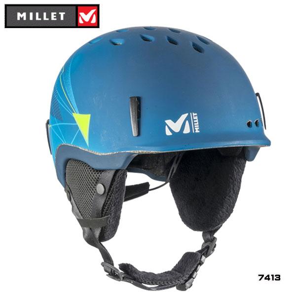 【100円OFFクーポン配布♪ 3/1 0:00~】/ミレー MILLET ネオデュアルヘルメット NEO DUAL HELMET あす楽